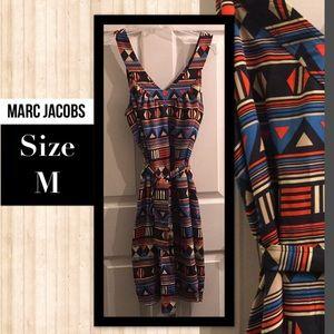 Marc Jacobs dress Aztec size Medium